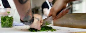 Oregon Culinary Institute   Elias