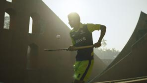 Jerry D!gby     Hockey India League
